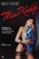 Blue Velvet - Turkish Theatrical poster (xs thumbnail)
