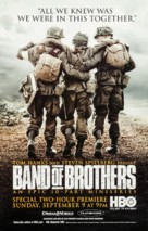 """""""Band of Brothers"""" - Movie Poster (xs thumbnail)"""