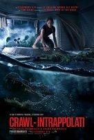 Crawl - Italian Movie Poster (xs thumbnail)