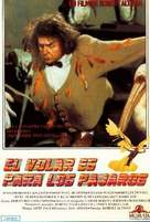 Brewster McCloud - Spanish VHS cover (xs thumbnail)