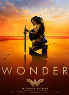 Wonder Woman - Polish Movie Poster (xs thumbnail)