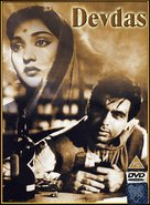 Devdas - British DVD cover (xs thumbnail)