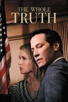 The Whole Truth - DVD movie cover (xs thumbnail)