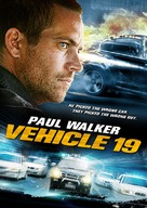 Vehicle 19 - Canadian DVD cover (xs thumbnail)