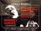 Monkey Shines - British Movie Poster (xs thumbnail)