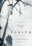 The Visit - Spanish Movie Poster (xs thumbnail)