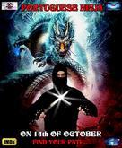 Ninja Português - Portuguese Movie Poster (xs thumbnail)