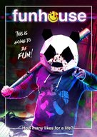 Funhouse - Canadian Movie Cover (xs thumbnail)
