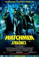 Watchmen - Polish Movie Poster (xs thumbnail)