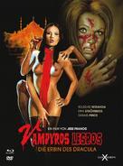 Vampiros lesbos - Austrian Blu-Ray cover (xs thumbnail)