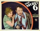 The Secret Six - poster (xs thumbnail)