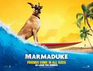 Marmaduke - British Theatrical movie poster (xs thumbnail)