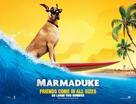 Marmaduke - British Theatrical poster (xs thumbnail)
