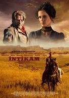 The Salvation - Turkish Movie Poster (xs thumbnail)