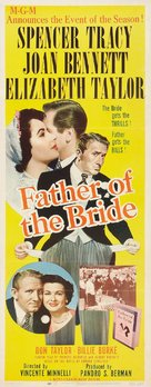 Father of the Bride - Movie Poster (xs thumbnail)