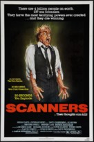 Scanners - Movie Poster (xs thumbnail)