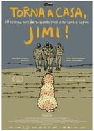 Smuggling Hendrix - Italian Movie Poster (xs thumbnail)