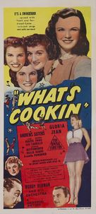 What's Cookin'? - Australian Movie Poster (xs thumbnail)