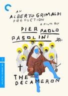 Il Decameron - DVD cover (xs thumbnail)