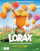 The Lorax - Brazilian Movie Poster (xs thumbnail)