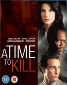 A Time to Kill - British Blu-Ray movie cover (xs thumbnail)