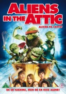 Aliens in the Attic - Danish Movie Cover (xs thumbnail)