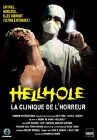 Hellhole - French VHS cover (xs thumbnail)