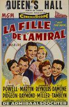 Hit the Deck - Belgian Movie Poster (xs thumbnail)