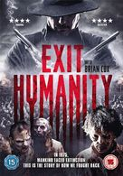 Exit Humanity - British DVD cover (xs thumbnail)