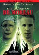 The Island of Dr. Moreau - DVD cover (xs thumbnail)