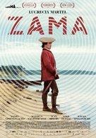 Zama - Mexican Movie Poster (xs thumbnail)