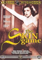 The Skin Game - British DVD cover (xs thumbnail)
