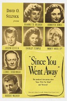 Since You Went Away - Movie Poster (xs thumbnail)