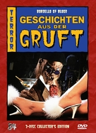 Bordello of Blood - German DVD cover (xs thumbnail)