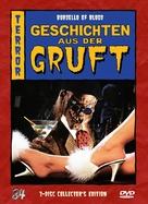 Bordello of Blood - German DVD movie cover (xs thumbnail)