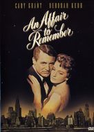 An Affair to Remember - DVD cover (xs thumbnail)