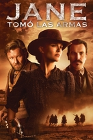 Jane Got a Gun - Mexican Movie Cover (xs thumbnail)