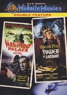 The Haunted Palace - DVD cover (xs thumbnail)