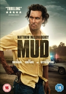 Mud - British DVD cover (xs thumbnail)