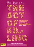 The Act of Killing - French Movie Poster (xs thumbnail)