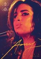 Amy - South Korean Movie Poster (xs thumbnail)