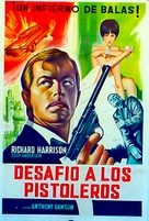 A 077, sfida ai killers - Spanish Movie Poster (xs thumbnail)