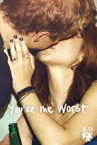 """You're the Worst"" - Movie Poster (xs thumbnail)"