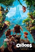 The Croods - Teaser movie poster (xs thumbnail)