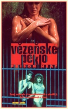Prison Heat - Czech Movie Cover (xs thumbnail)