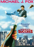 The Secret of My Succe$s - DVD cover (xs thumbnail)
