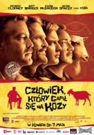 The Men Who Stare at Goats - Polish Movie Poster (xs thumbnail)