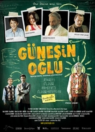 Günesin oglu - Turkish Movie Poster (xs thumbnail)