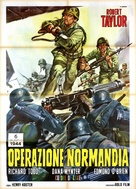 D-Day the Sixth of June - Italian Movie Poster (xs thumbnail)