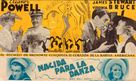 Born to Dance - Spanish Movie Poster (xs thumbnail)